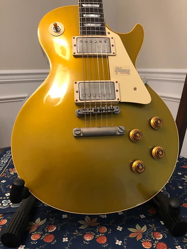 f6eeccde3a 2018 Gibson Custom Shop 1957 Les Paul