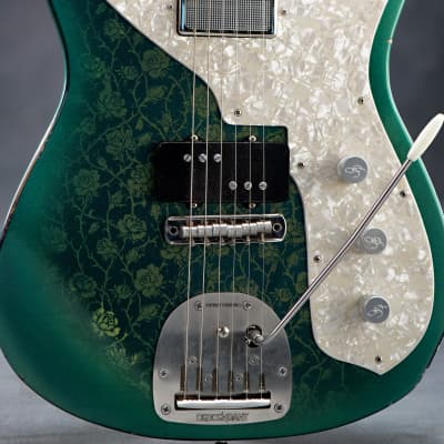 Echopark Clarence Irish Rose J Case Study Emerald Green Metallic 2020 for sale