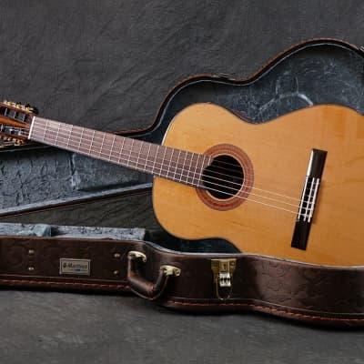 Martinez MC 118C Cedar/Mahogany Classical Guitar for sale