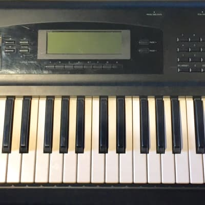 Korg 01/WFD Very Good 61 Key Music 01/W FD Workstation 01wfd Synthesizer M1
