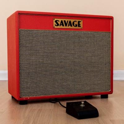 Savage Audio Macht 12x Boutique Combo Tube Guitar Amp Class A 6V6 w/ Tremolo for sale