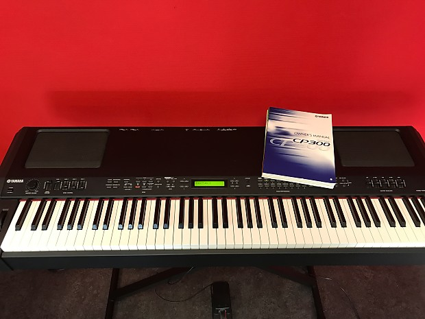 Yamaha cp300 young used with warranty prosq musicoutlet for Yamaha cp5 price