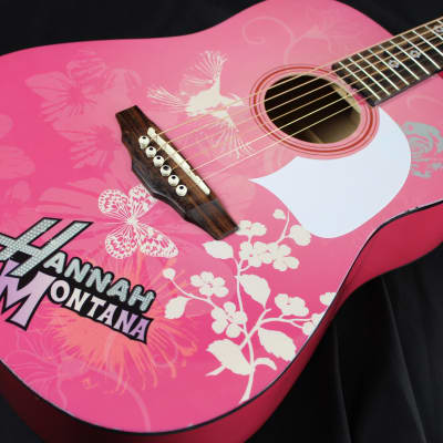 Washburn Hannah Montana Guitar for sale