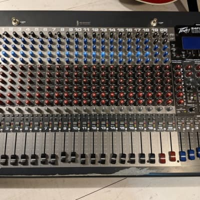 Peavey 24FX 24-channel Mixer with USB, MP3, and Built-in Effects (Read Descrip)