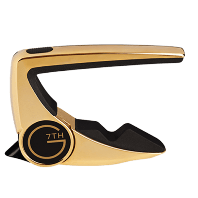 G7th Performance 2 Capo Gold