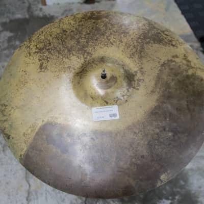"""Zildjian 20"""" Earth Ride"""