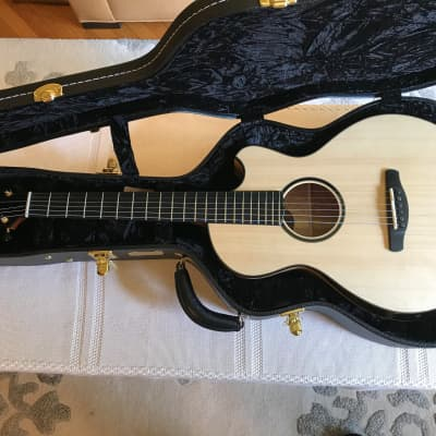 2020 Doerr Trinity - 12 fret 00 with cutaway and bevel for sale