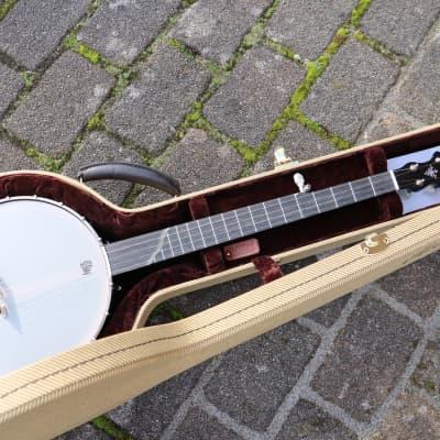 Huss & Dalton Single Tree 11 open Back Banjo 5S for sale