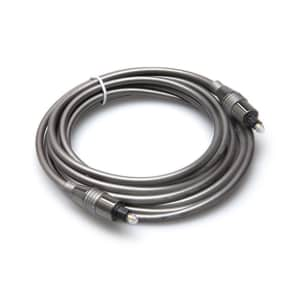 Hosa OPM330 OPM330 Toslink Fiber Optic Cable - 30'