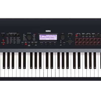 Korg KROSS288 KROSS 2 Performance Synthesizer / Workstation Keyboard - Open Box