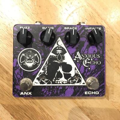 Abominable Electronics Anxious Echo 2016