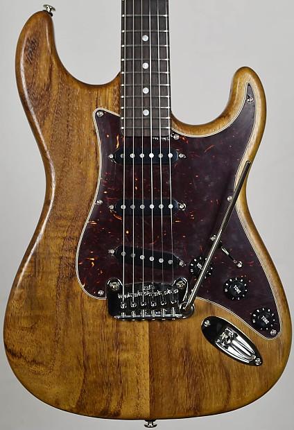 g l legacy usa custom monkey pod electric guitar in reverb. Black Bedroom Furniture Sets. Home Design Ideas
