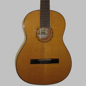 Giannini Classical Guitar All Solid Wood Made in Brazil w/Hardshell Case for sale