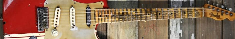California Street Guitar