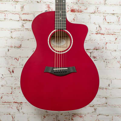 Taylor 214ce-RED DLX 2020