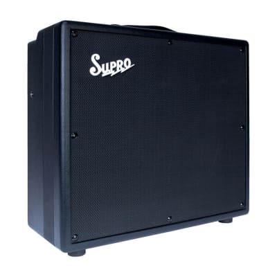 "Supro 1697R Galaxy 2-Channel 50-Watt 1x12"" Guitar Combo"