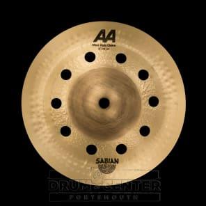 "Sabian 8"" AA Mini Holy China Cymbal"