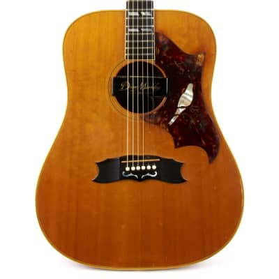 Vintage Gibson Dove Dreadnought Natural 1973-75