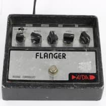 A/DA Flanger 1970s Silver image