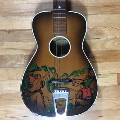 Gallotone Stencil Guitar