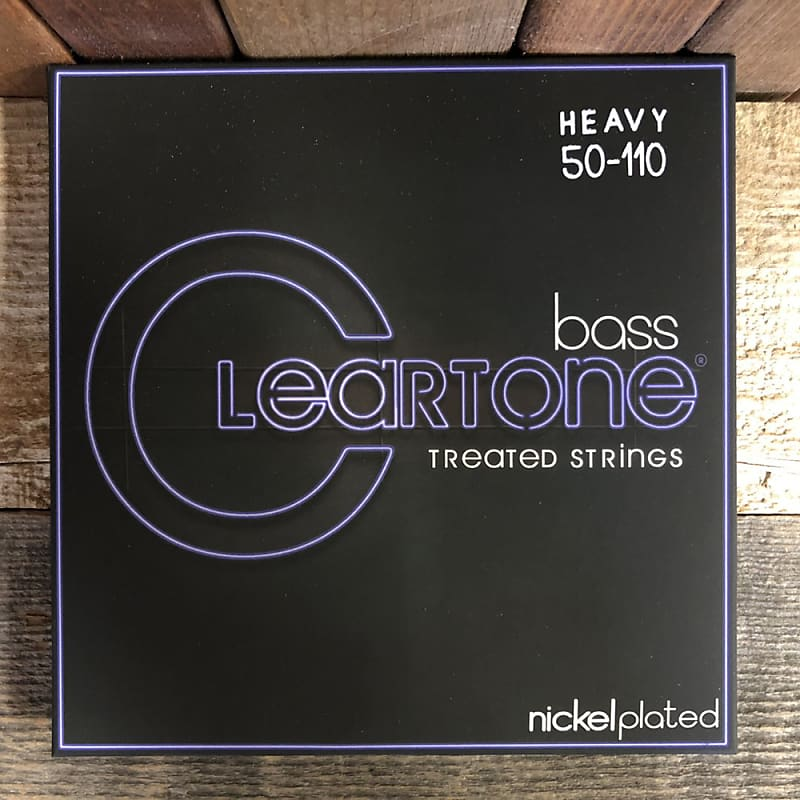 cleartone 6450 heavy series bass guitar strings 50 110 reverb. Black Bedroom Furniture Sets. Home Design Ideas