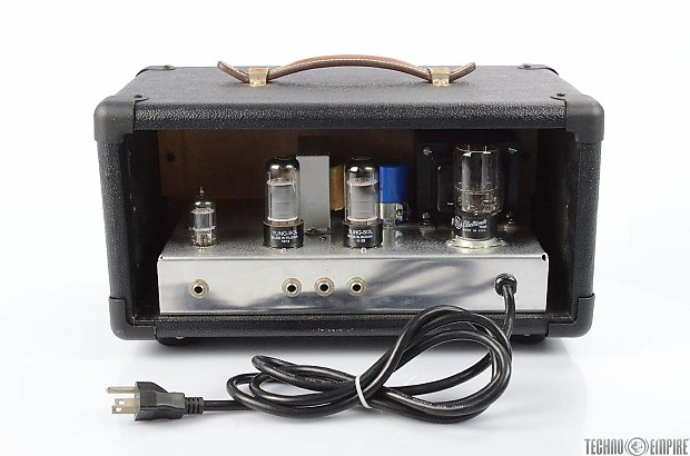 apache amps 25w custom clean guitar tube power amp head reverb. Black Bedroom Furniture Sets. Home Design Ideas
