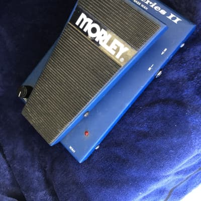 Morley Pro Series II Bass Wah Blue