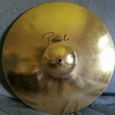 """Paiste 20"""" Signature Reflector Heavy Bell Ride Cymbal"""
