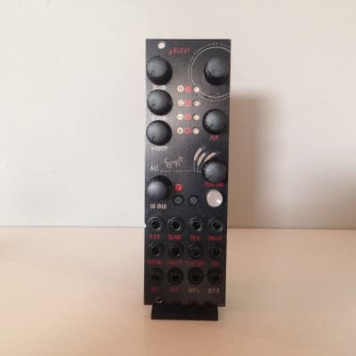 uBurst Mutable Clouds Eurorack synth Module 8hp  Black / Floral
