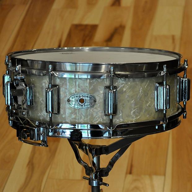 rogers dynasonic wood snare
