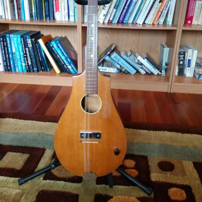 Regal Octofone Chicago USA 1930s Acoustic Electric Magnetic Pickup Mandolin Family for sale