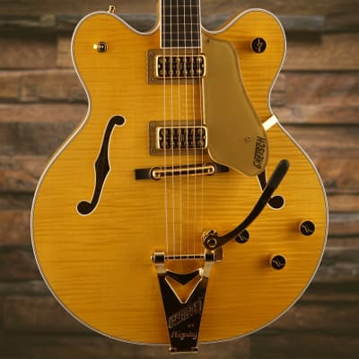 Gretsch G6122TFM Players Edtn Country Gentleman w/ Strg-Thru Bigsby, Filter'Tron Pups, Fl Maple, AS for sale