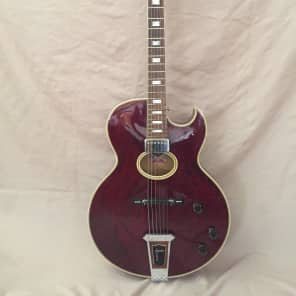 Gibson Howard Roberts Custom 1974 Classic Cherry Wine for sale