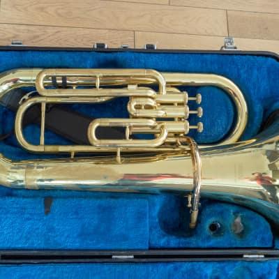 Yamaha YEP-201M Marching Euphonium