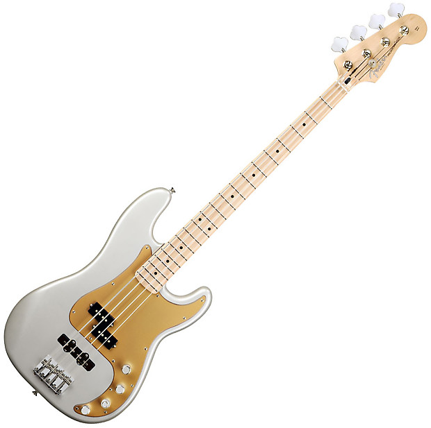 Fender Deluxe Active P Bass 174 Special Maple Neck B Reverb