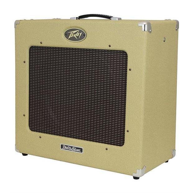 peavey delta blues 115 electric guitar amp reverb. Black Bedroom Furniture Sets. Home Design Ideas