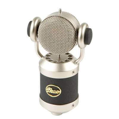 Blue Microphones Mouse Cardiod Condensor Mic Brand New Factory Sealed Retail Box