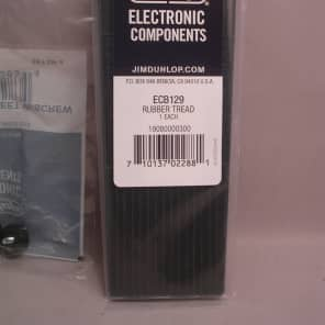 Dunlop ECB129 Replacement Rubber Tread for Wah Pedals