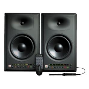 """JBL LSR4328P 8"""" Powered 2-Way Studio Monitor (Pair)"""