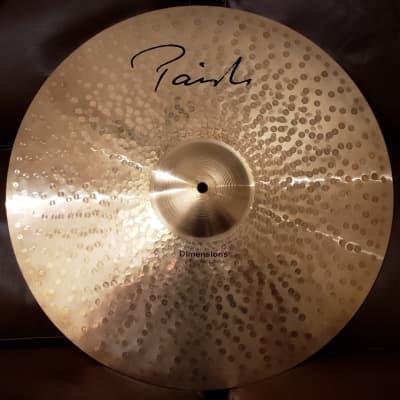"Paiste 20"" Dimensions Power Crash Cymbal"