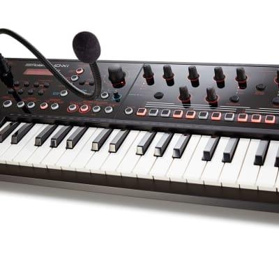 Roland Jd Xi Black Sintetizzatore Crossover Analogico/Digitale 37 Mini Tasti