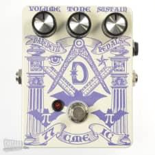 Daredevil V4 Op Amp Muff  Cream/Violet image