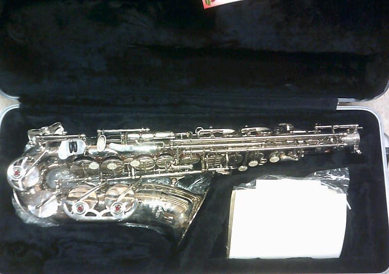 Taishan Winds TSAS660 Soprano Saxophone Silver   LA Music