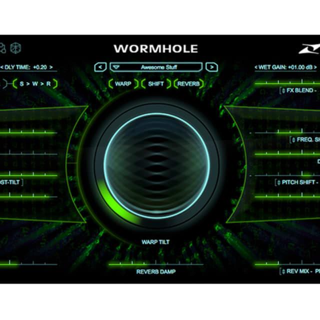Zynaptiq Wormhole image