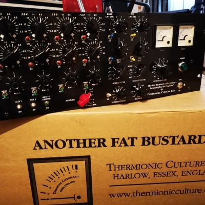 Thermionic Culture Fat Bustard 2010