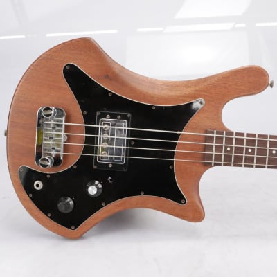 Guild B-301 Electric Bass Guitar w/ Hard Case #42662 for sale