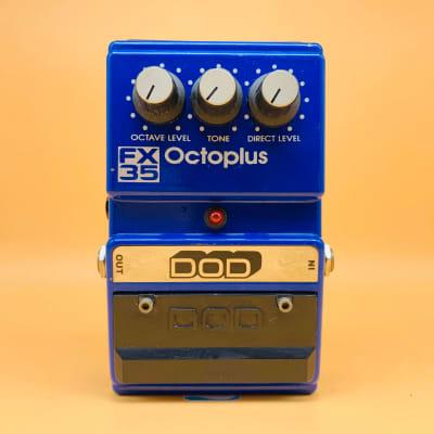DOD Octoplus FX35 Octave Vintage 1986 for sale