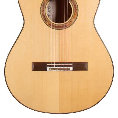 Dake Traphagen Blanca 2016 Flamenco Guitar Spruce/Cypress for sale