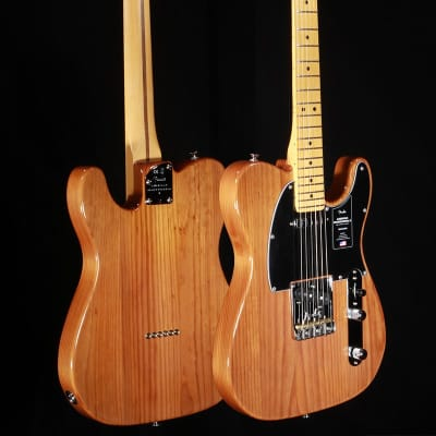 Fender American Professional II Telecaster - Roasted Pine w/Deluxe Hardshell Case