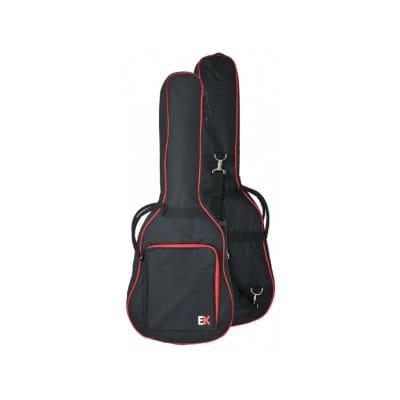 EK FGCC10BK 3/4 Classic Guitar Bag